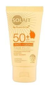 Solait Anti-Ageing Sensitive Face Sun Cream Spf 30
