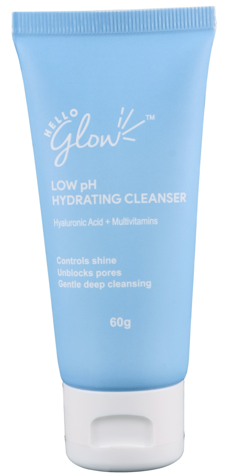 Hello Glow Low pH Hydrating Cleanser