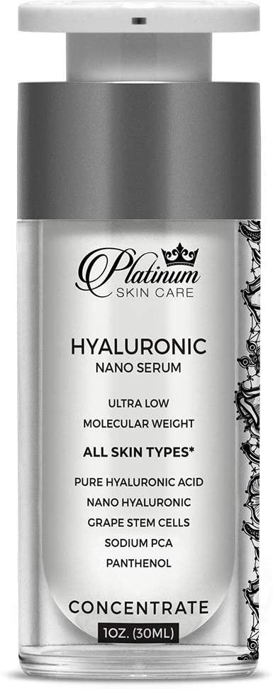 Platinum Skincare Hyaluronic Nano Grape Stem Serum