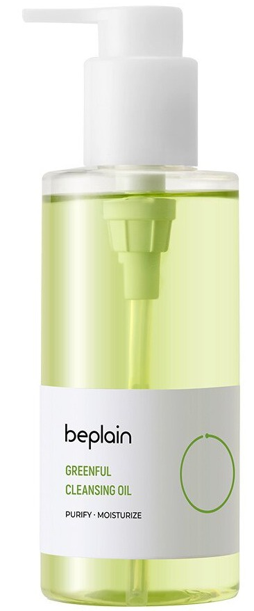 Be Plain Greenful Cleansing Oil