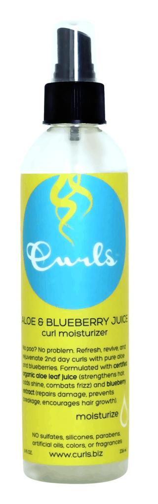 Curls Aloe Blueberry Juice Curl Moisturizer