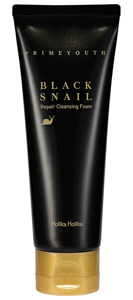 Holika Holika Prime Youth Black Snail Cleansing Foam
