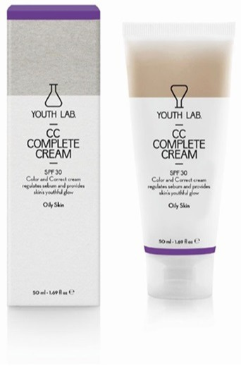 Youth Lab CC Complete Cream SPF 30