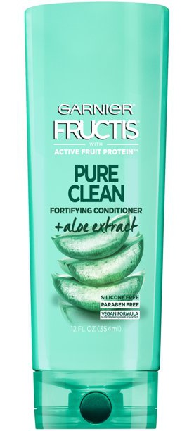 Garnier Fructis Pure Clean Fortifying Conditioner + Aloe Extract