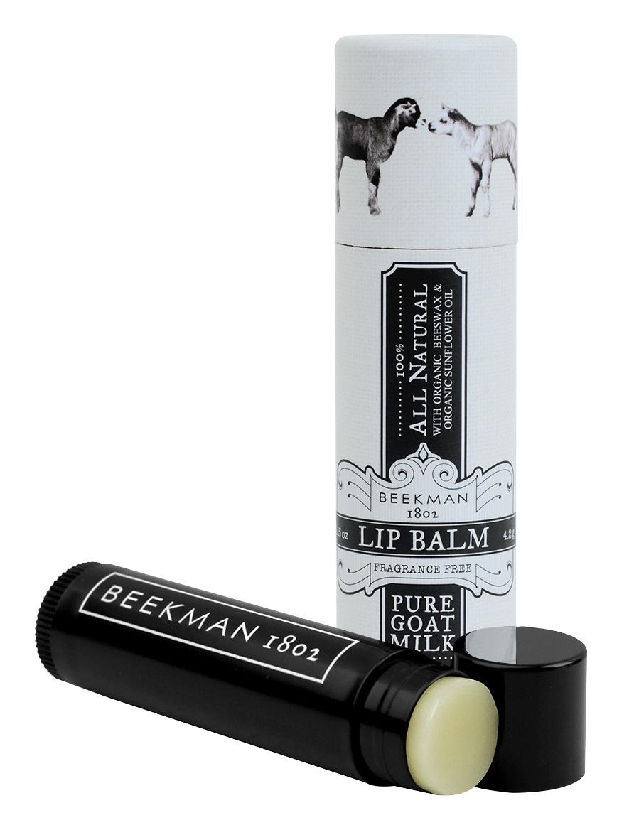 Beekman 1802 Pure Goat Milk Lip Balm Stick
