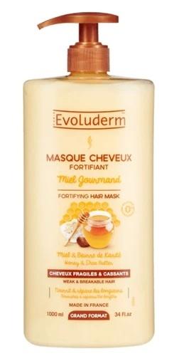 Evoluderm Miel Gourmand Fortifying Hair Mask