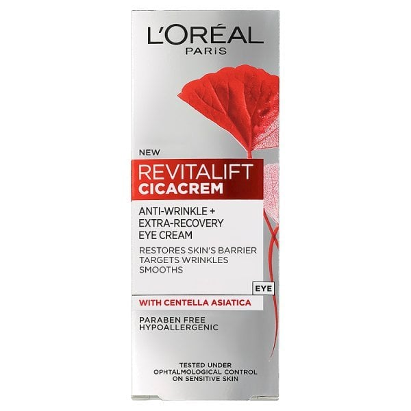 L'Oreal Revitalift Cica Anti Wrinkle Eye Cream