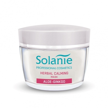 Solanie Herbal Calming Mask