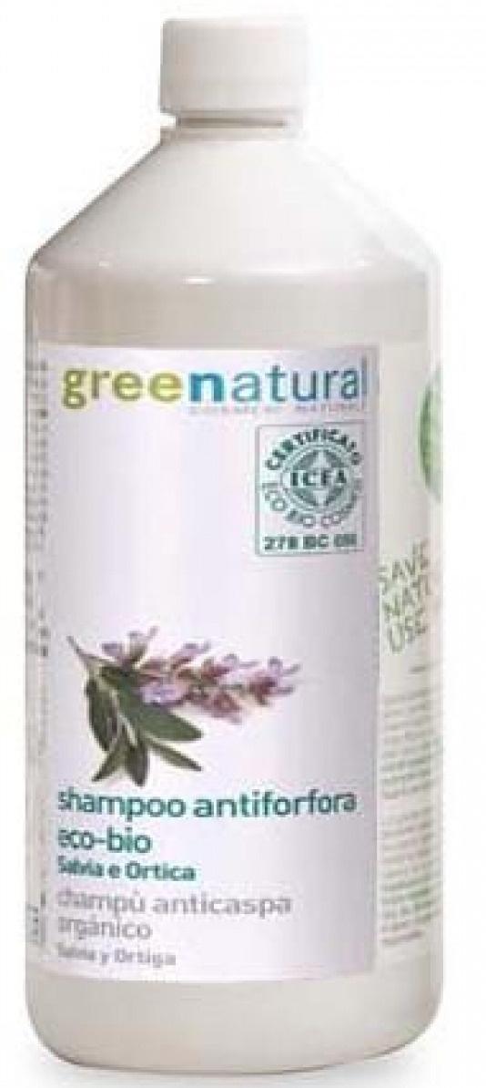 Greenatural Anti-dandruff Shampoo Sage And Nettle Organic