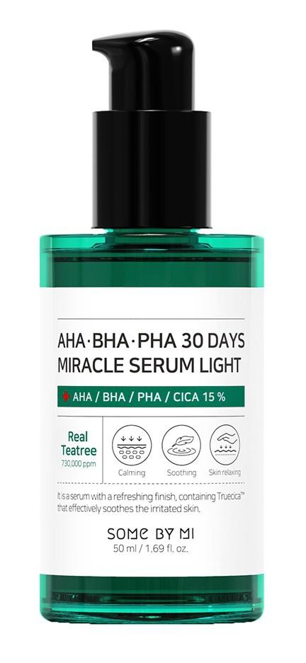 Some By Mi AHA BHA PHA 30 Days Miracle Serum Light