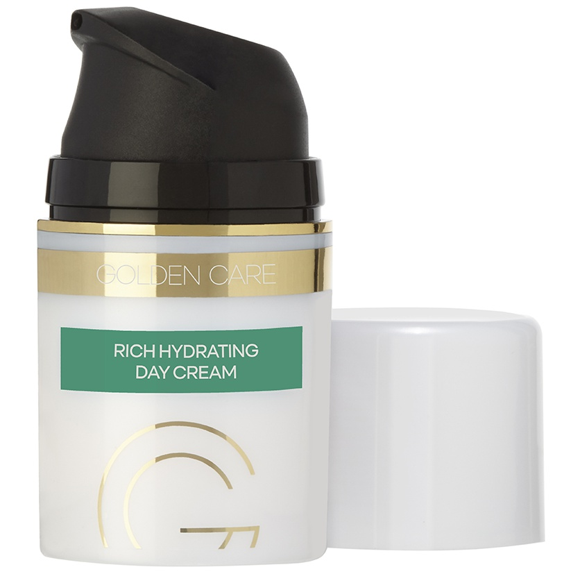 Golden Rose Golden Care Rich Hydrating Day Cream