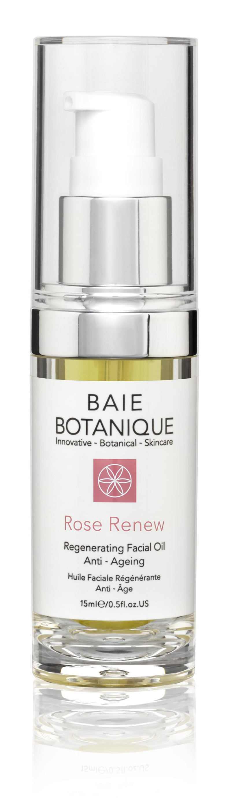 Baie Botanique Rose Renew Facial Oil
