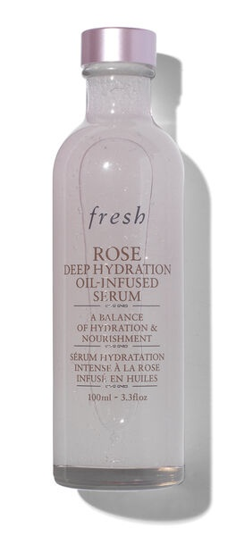 Fresh Rose Deep Hydration Oil-Infused Serum