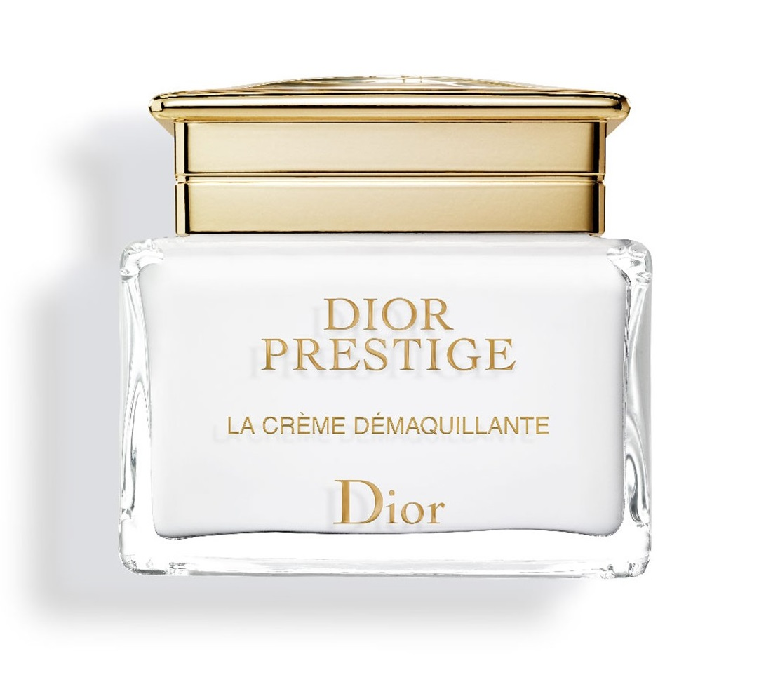 Christian Dior Prestige La Creme Demaquillante Cleansing Creme-To-Oil For Face & Eyes