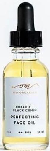 Om Organics Rosehip + Black Cumin Perfecting Face Oil