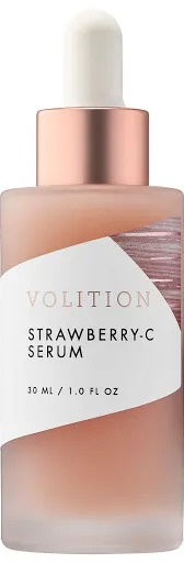 Volition Beauty Strawberry-C Brightening Serum