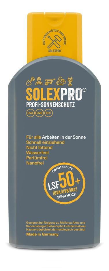 SolexPro Profi-Sonnenschutz
