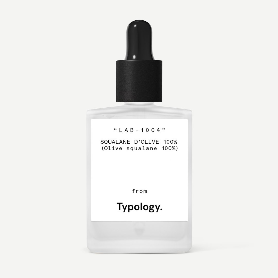 Typology Dry Skin Serum 100% Squalane