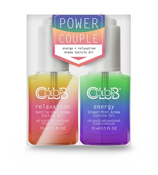 Color Club Power Couple Cuticle Oil