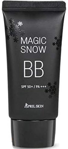 April Skin Magic Snow Bb Cream Spf50+/Pa+++