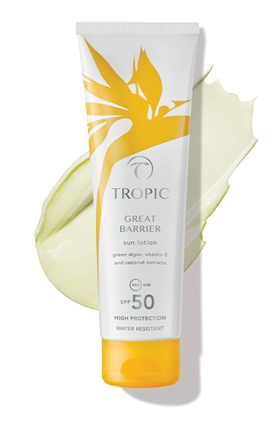 Tropic Great Barrier Sun Lotion Spf 50