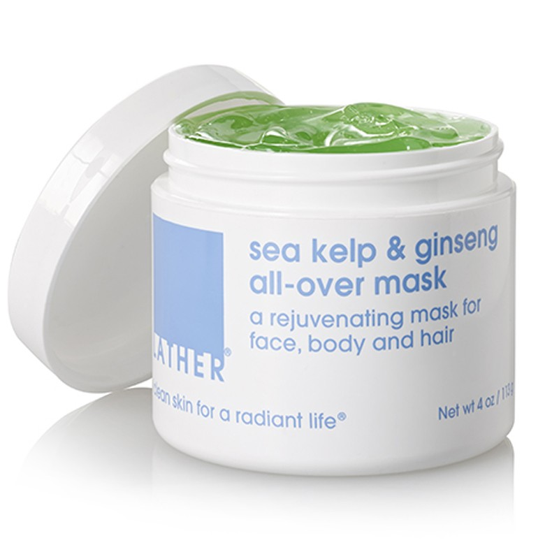 Lather Sea Kelp And Ginseng All Over Mask