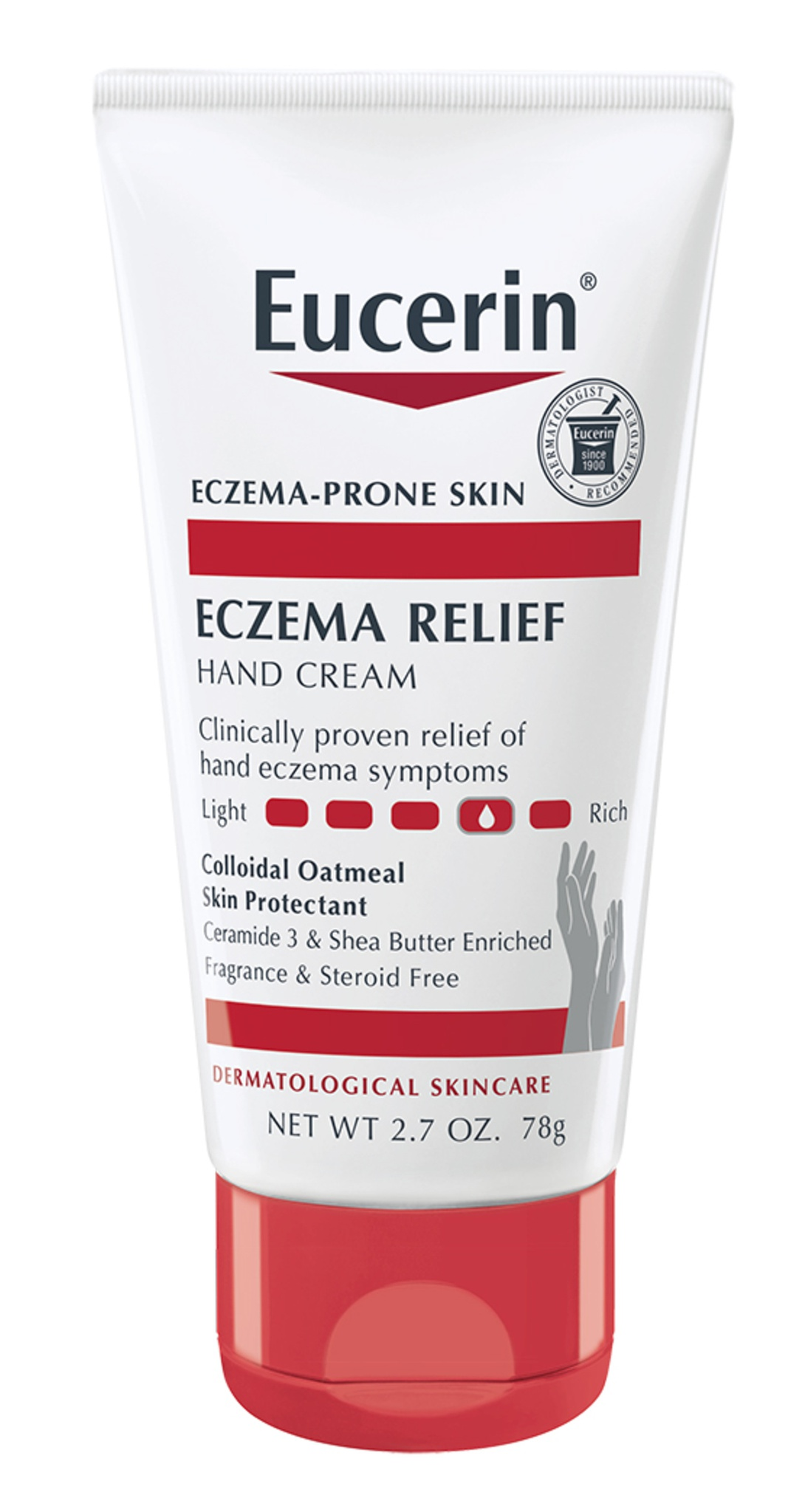 Eucerin Eczema Relief Hand Cream