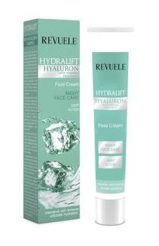 Revuele Night Cream-Fluid Hydralift Hyaluron
