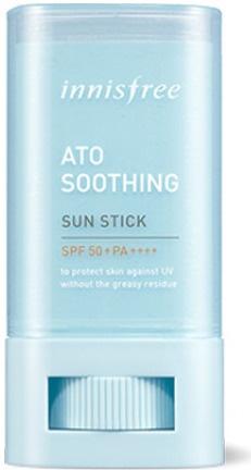 innisfree Ato Soothing Sun Stick