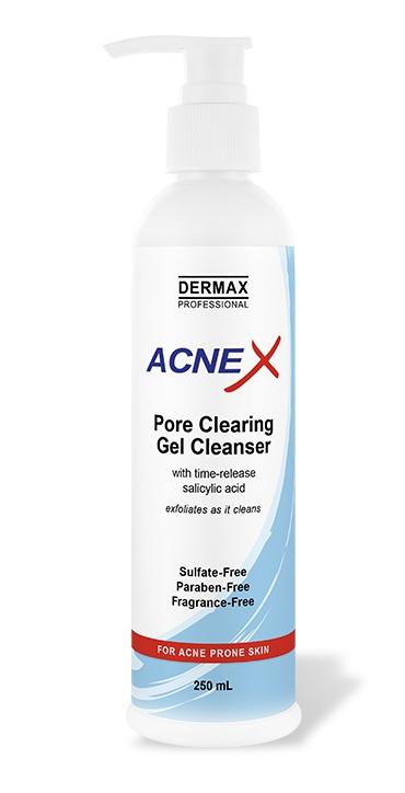 DERMAX Pore Clearing Gel Cleanser