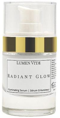 Lumen Vitae Skincare Radiant Glow, Illuminating Serum