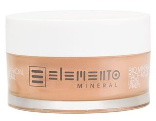 Elemento Mineral Máscara Facial Bio Mineral