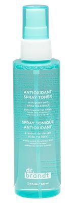 Dr. brandt Antioxidant Spray Toner