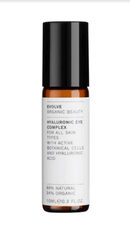 Evolve Organic Beauty Hyaluronic Eye Complex