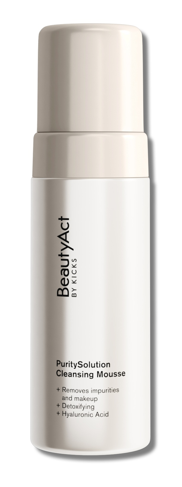 BeautyAct Puritysolution Cleansing Mousse