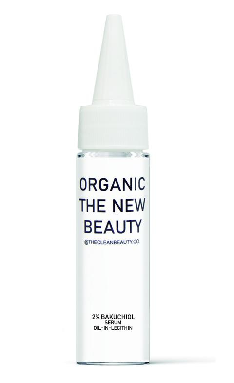 ORGANIC THE NEW BEAUTY 2% Bakuchiol Serum