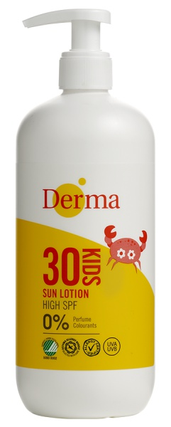 Derma Kids Sun Lotion SPF30