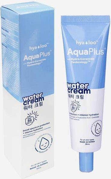 Hyaloo Aqua Plus Water Cream SPF 50 Pa +++