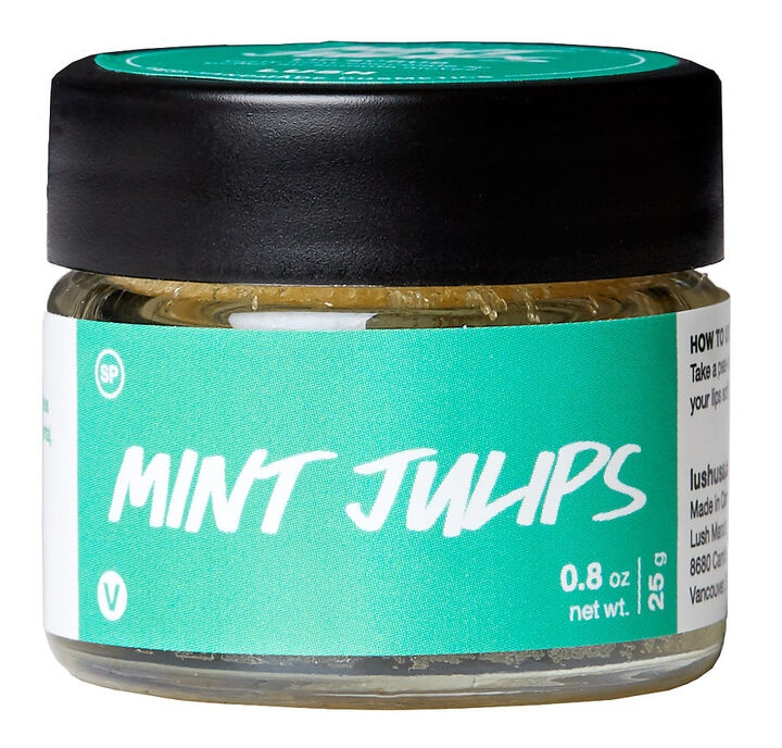 Lush Lip Scrub Mint Julips