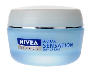 Nivea Aqua Sensation Invigorating Day Cream