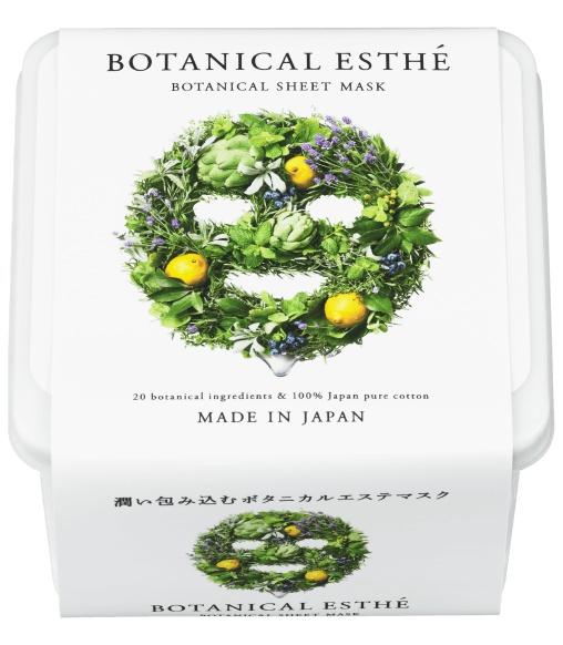 Botanical Esthe Botanical Sheet Masks