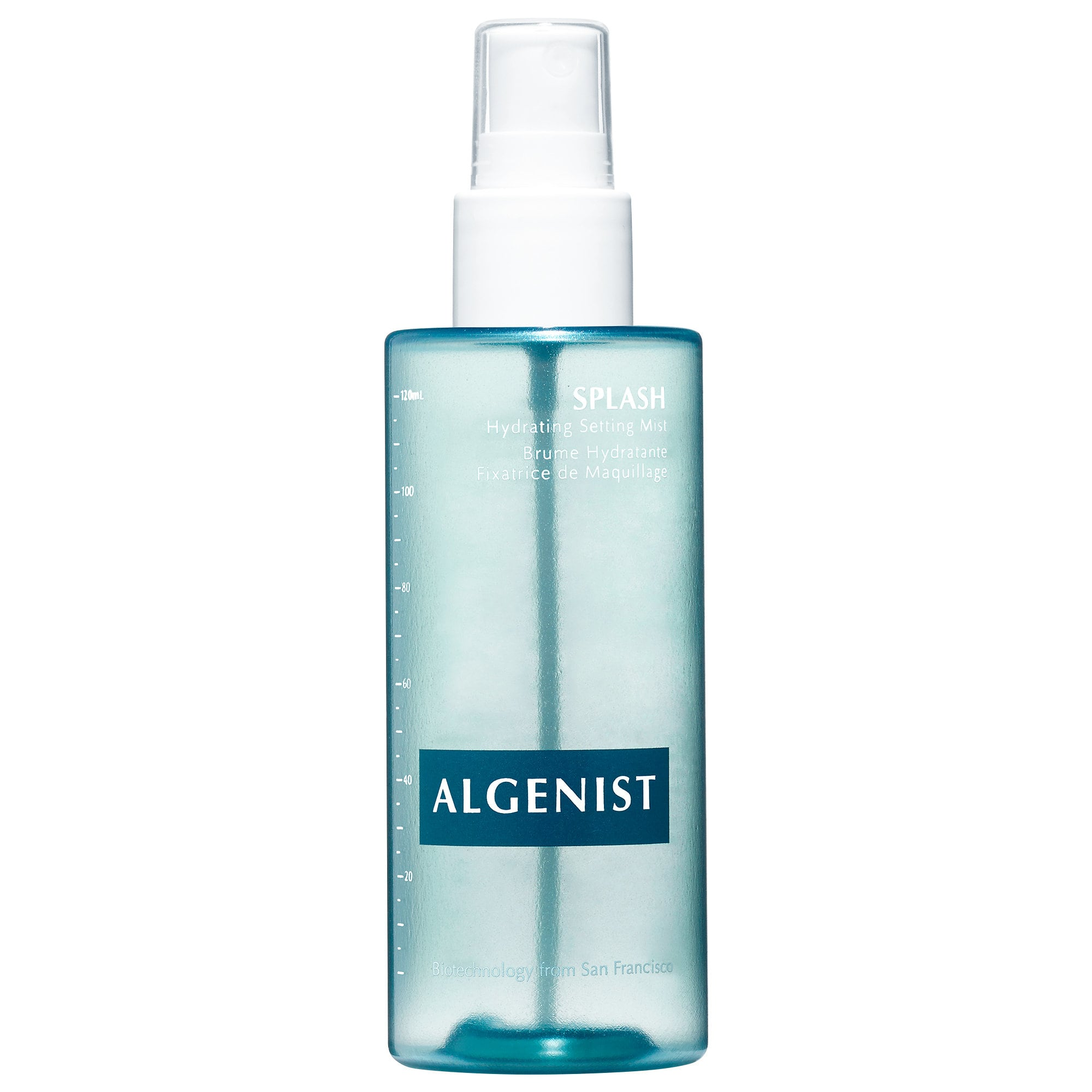 Algenist Splash Hydrating Setting Mist