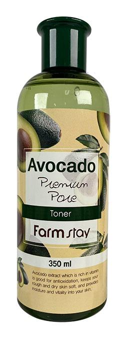 Farm Stay Avocado Premium Pore Toner