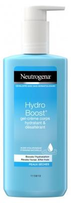 Neutrogena Hydro Boost Moisturizing & Thirst-Quenching Body Gel-Cream