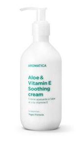 Aromatica Aloe & Vitamin E Soothing Cream