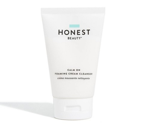 Honest Beauty Calm on Foaming Cream Cleanser