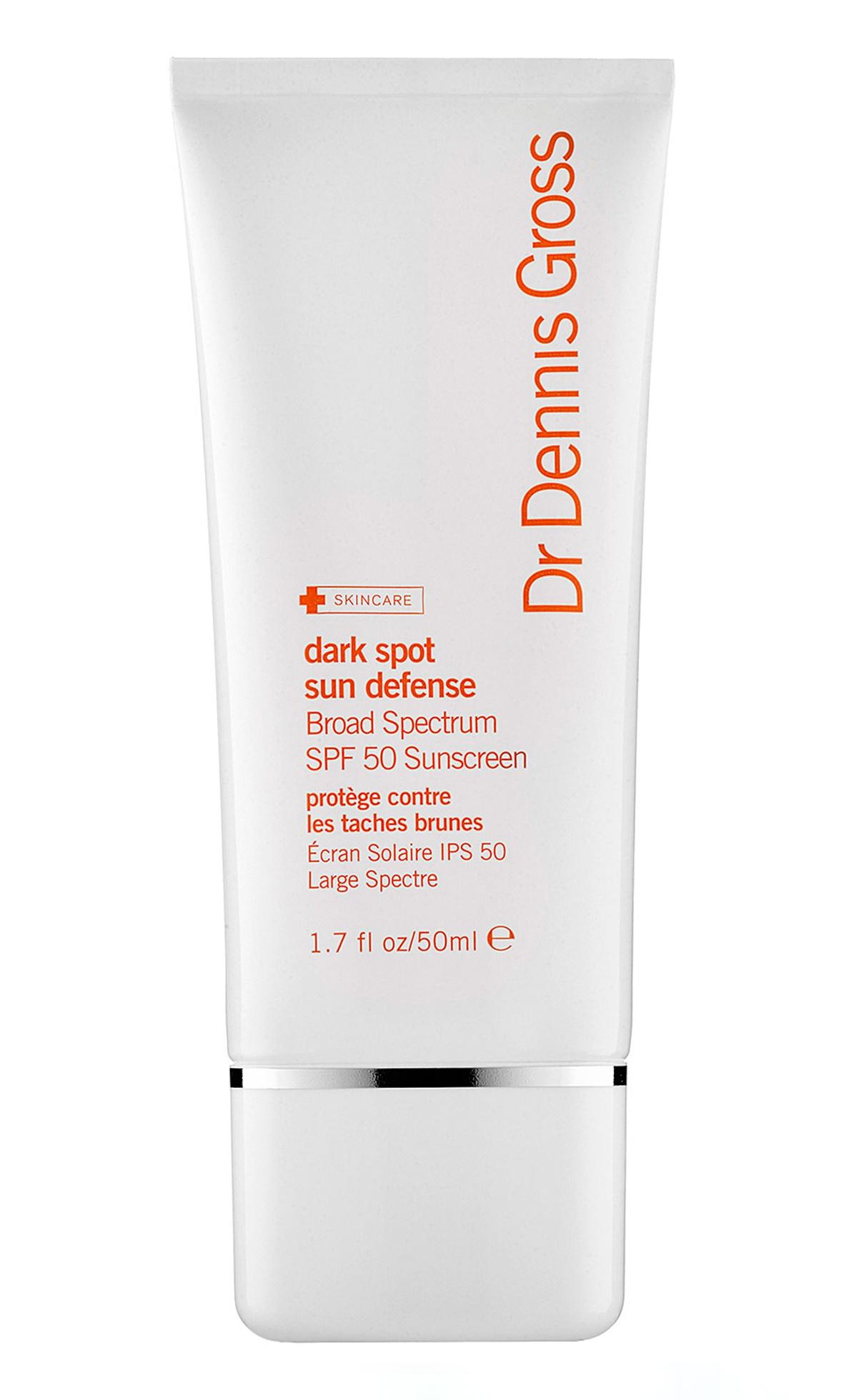 Dr Dennis Gross Dark Spot Sun Defense Broad Spectrum Spf 50 Sunscreen