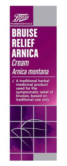 Boots Bruise Relief Arnica Cream