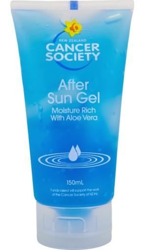 CANCER SOCIETY After Sun Gel