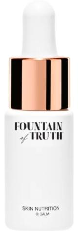 Fountain of Truth Skin Nutrition Booster Kit Facial Serum (B: Calm)